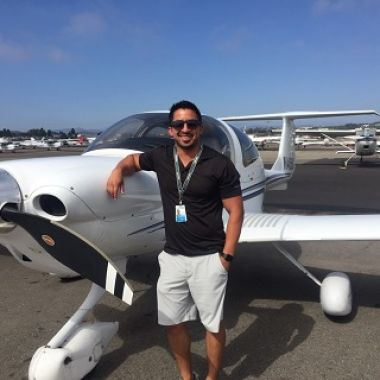 A picture of Daniel Perez - Flight Instructor