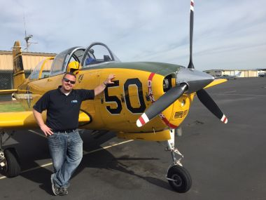 A picture of Michael Mourer - President/Flight Instructor