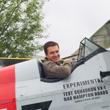 A picture of Zach Harris - Flight Instructor